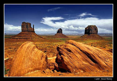 arizona landscape utah monumentvalley hdr mittens 5xp jamesneeley