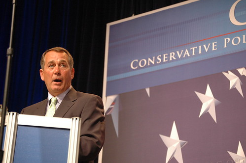 Leader Boehner addresses the 2010 Conservative Political Action Conference (CPAC)