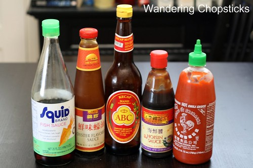 Stir fry fish sauce for Fish sauce ingredients