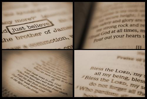 Capturing Scripture