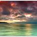 The Red Sky by Ah Hman