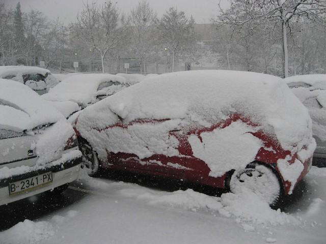El meu cotxe!