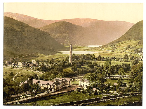 [Glendalough. County Wicklow, Ireland] (LOC)