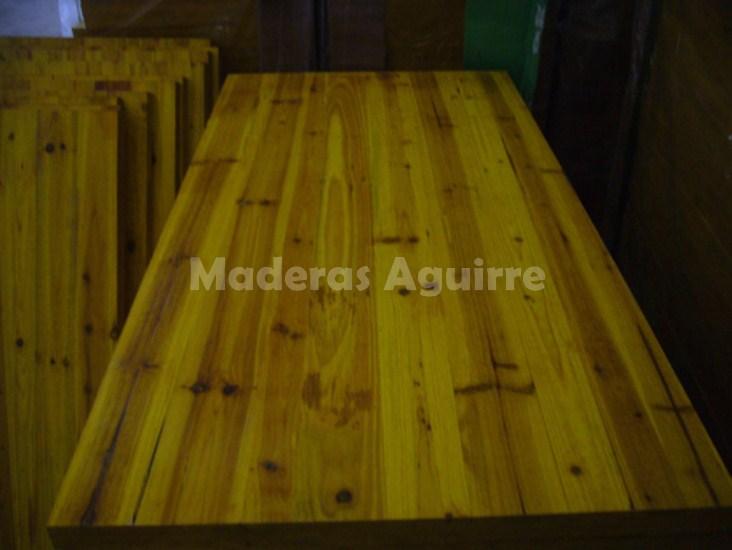 Maderas aguirre estructuras tablero tricapa tablero tricapa 2000x500x27 - Maderas aguirre ...