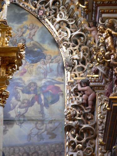 Templo de Santo Domingo - Capilla del Rosario