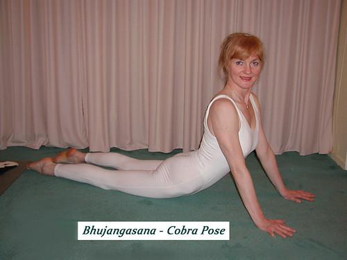 Bhujangasana - Cobra Pose