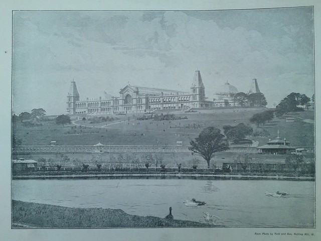 Header of Alexandra Palace