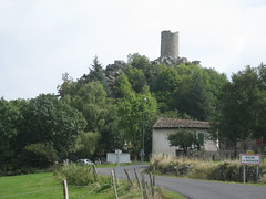 Tower, Roche de Regnier