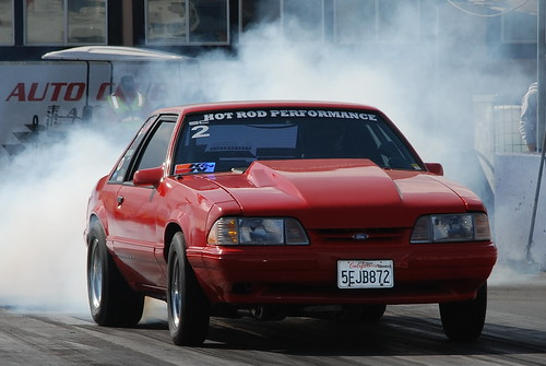 FORD MUSTANG FOXBODY LX COUPE