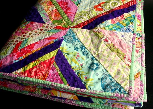String Of Lights Quilt Pattern : Carnival String Quilt Flickr - Photo Sharing!
