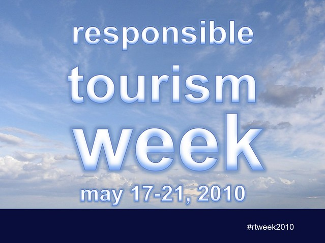responsible tourism week 2010