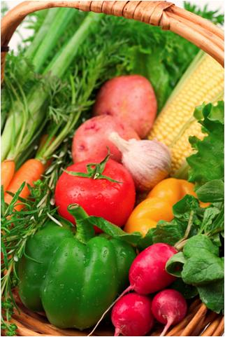 Fresh Vegetables from Flickr via Wylio