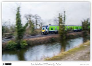 Speeding to Dublin