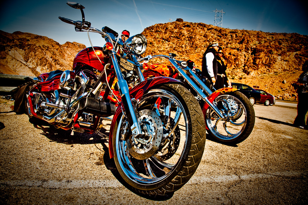 Hoover Dam Choppers