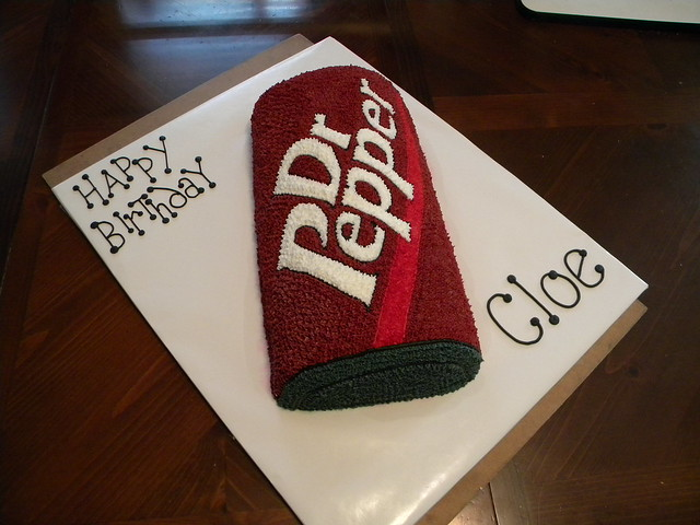 How To Make A Dr Pepper Cake