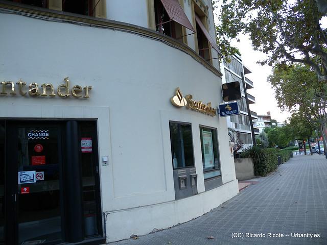 Banco santander santander bank flickr photo sharing for Banco santander sucursales barcelona