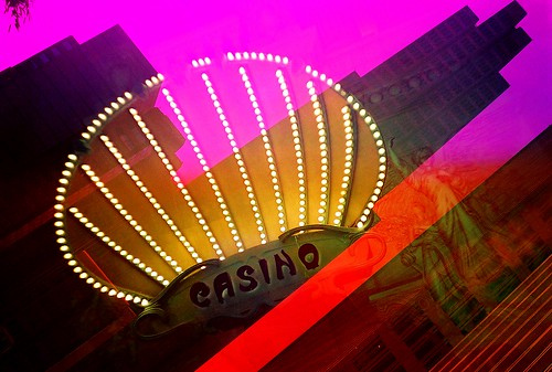 San Francisco in a Casino Shell