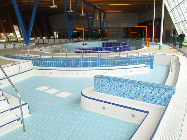 Vancouver Hillcrest Aquatic Centre Kids And Children Pool Area Flickr Photo Sharing