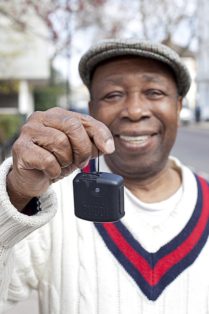 Desmond GPS Care Key - Westminster City Council Reporter Magazine | April 2010