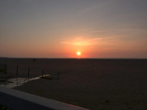 Sunset On Beach 2