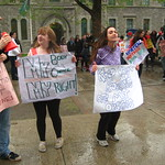 "Ottawa Pro-Choice Presence at the so-called ""March for Life"""