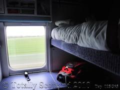Day 95. Sleeper train