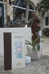 Tequileria Menu with Musical Trio