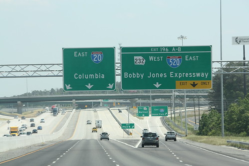 2010 vacation canonxsi georgia signs i20 i520 interstate20 interstate520 ga232 favorites 500views 5favorites 1000views
