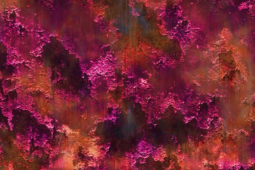 Webtreats' Hot Pink Industrial Grunge Textures 3