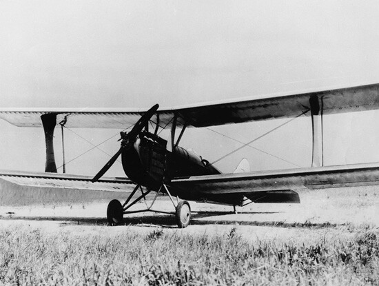 Martin : Night Air Mail Plane