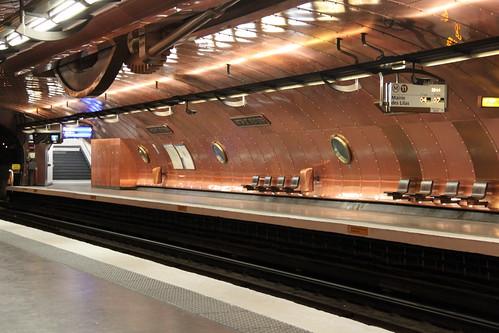 Foto: Arts et Métiers Station