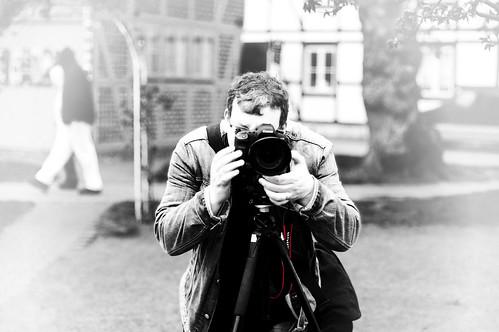 bw canon 50mm nikon photographer tripod vignette flickrmeet rutger ystad d300 bibble5 upcoming:event=5767170