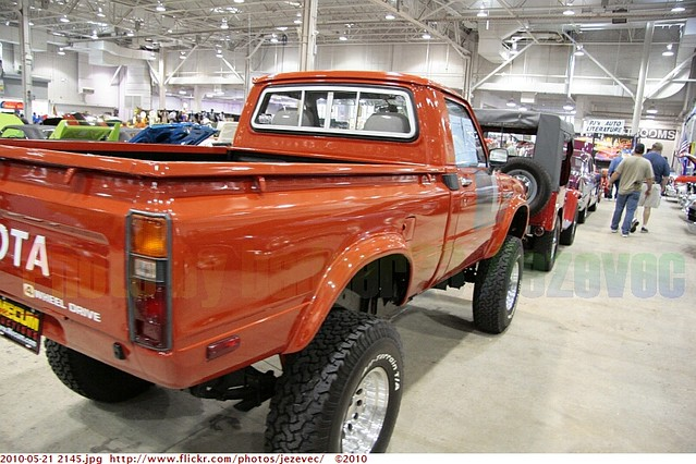 1979 80 toyota 4x4 show trucks for sale autos post. Black Bedroom Furniture Sets. Home Design Ideas