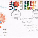 2-Mar-1977 UK First Day Cover