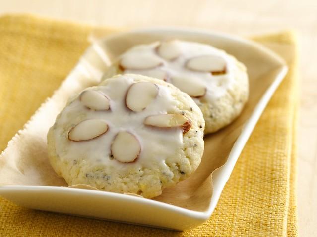 Almond Poppy Tea Cookies Recipe | Flickr - Photo Sharing!