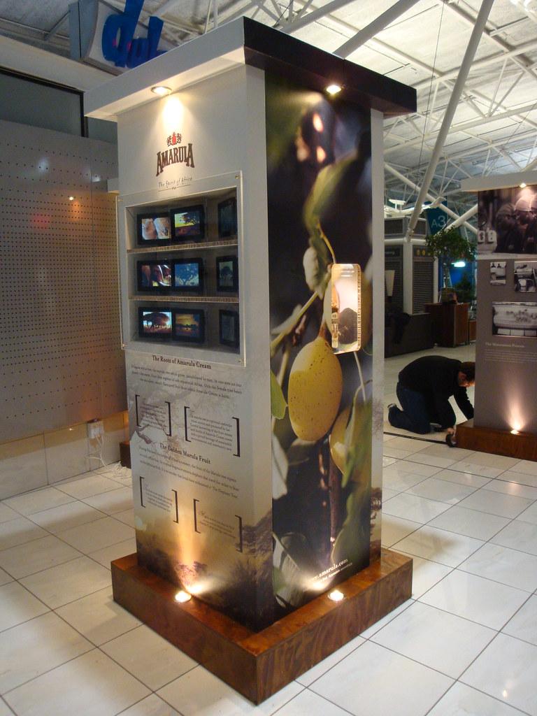 Xanita Exhibition Stand : Xanita print
