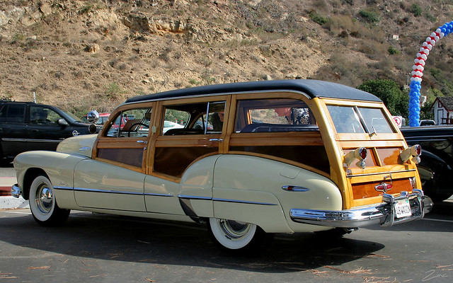 1948 Buick Super woody - rvr