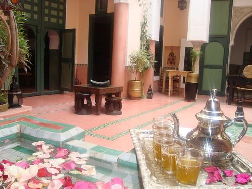 dar ihssane riad bon prix a marrakech au maroc 31best. Black Bedroom Furniture Sets. Home Design Ideas