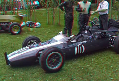 photo of race car
