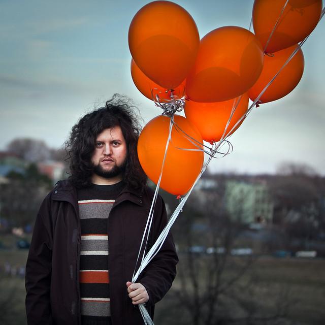 Community Balloon - Albany, NY - 10, Mar - 04