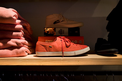 Union Made Shoes by Tretorn