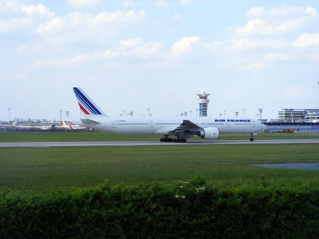 F-GSQO - B773 - Air France