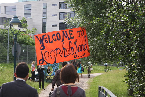 Welcome, or Goodbye to Loophole Land? (photo: sustainus, flickr)