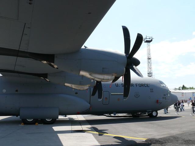 Lockheed Martin Hercules C-130J