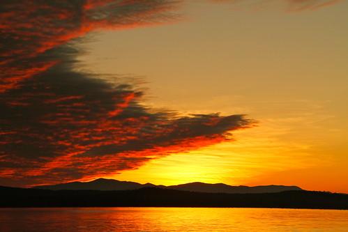 sunset spirit newengland handheld fireball longlake naplesmaine sooc forthebook somanymore oneofthereasonsilovemaine