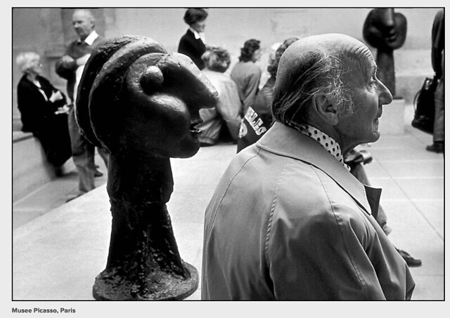 Musee Picasso by Eric Mencher