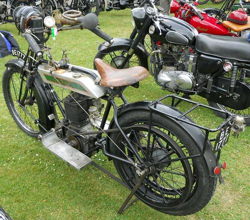 Vintage Campion Motorcycle
