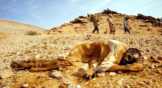 Darfur, unknown photographer