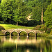 Bridge & Bristol Cross at Stourhead