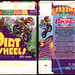 Philadelphia Chewing Gum Corp. - Swell - Dirt Wheels candy box - 1997